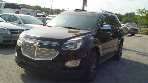 2016 Chevrolet Equinox for sale at Global Vehicles,Inc in Irving TX
