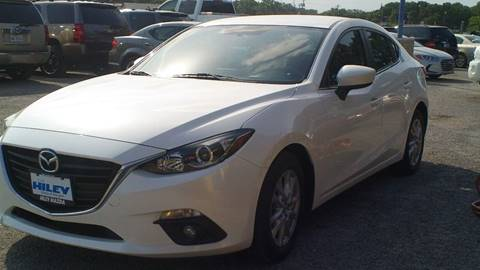 2015 Mazda MAZDA3 for sale at Global Vehicles,Inc in Irving TX