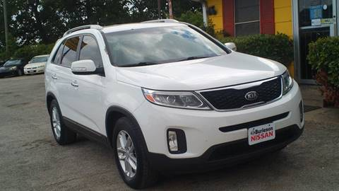 2014 Kia Sorento for sale at Global Vehicles,Inc in Irving TX