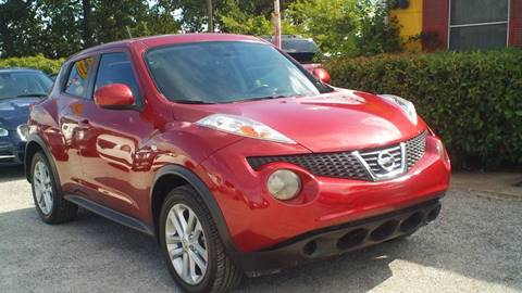 2014 Nissan JUKE for sale at Global Vehicles,Inc in Irving TX