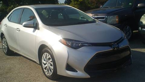 2017 Toyota Corolla for sale in Irving, TX