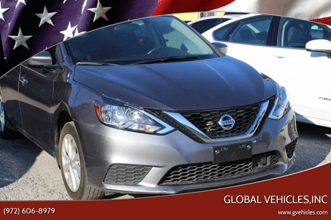 2018 Nissan Sentra for sale in Irving, TX