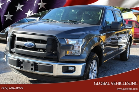 2016 Ford F-150 for sale in Irving, TX
