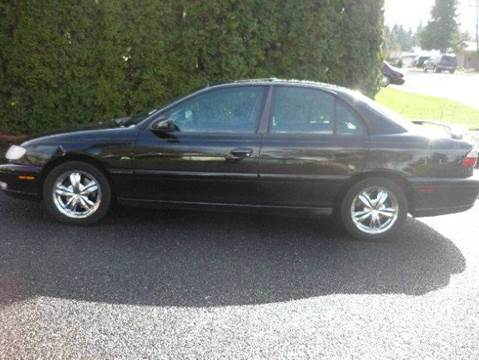 1999 Cadillac Catera For Sale In Indiana Carsforsale Com
