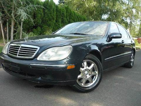 2000 Mercedes Benz S Class For Sale In Vancouver, WA