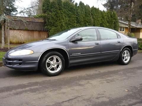 2001 Dodge Intrepid For Sale in West Virginia - Carsforsale.com