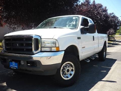 Ford F  Super Duty For Sale In Vancouver Wa