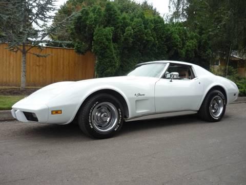 1975 Chevrolet Corvette for sale in Vancouver, WA