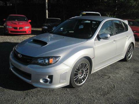 2011 Subaru Impreza for sale at CUMMINGS AUTO SALES in Galax VA