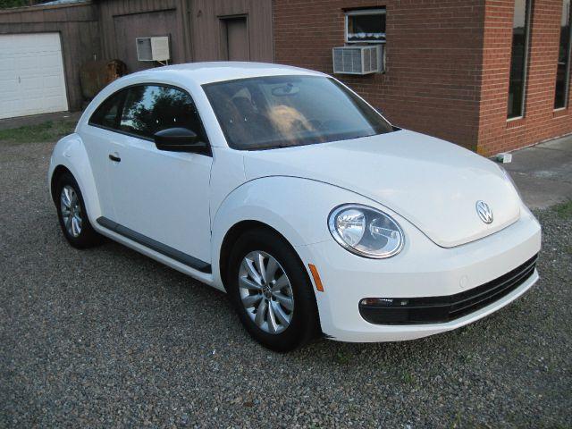 2013 Volkswagen Beetle for sale at CUMMINGS AUTO SALES in Galax VA