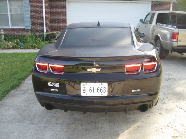 2011 Chevrolet Camaro for sale at CUMMINGS AUTO SALES in Galax VA
