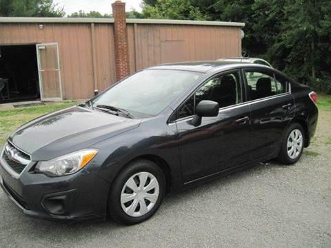 2013 Subaru Impreza for sale in Galax, VA