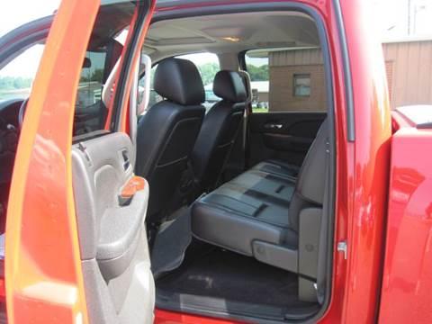 2011 Chevrolet Silverado 1500 for sale at CUMMINGS AUTO SALES in Galax VA
