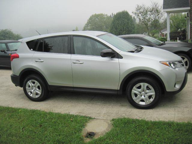 2013 Toyota RAV4 for sale at CUMMINGS AUTO SALES in Galax VA
