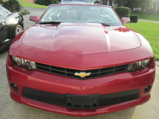 2014 Chevrolet Camaro for sale at CUMMINGS AUTO SALES in Galax VA