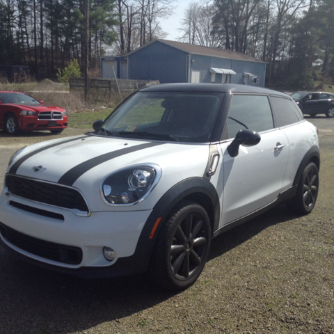 2013 MINI Paceman for sale at CUMMINGS AUTO SALES in Galax VA