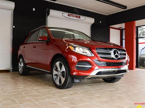 2016 Mercedes-Benz GLE for sale in Fort Myers, FL