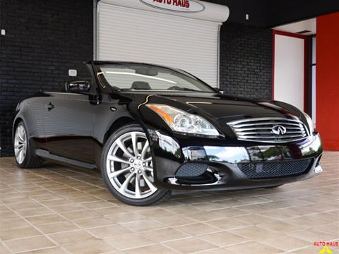 2010 Infiniti G37 Convertible for sale in Fort Myers, FL