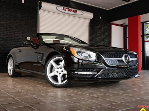 2016 Mercedes-Benz SL-Class for sale in Fort Myers, FL