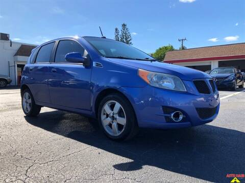 2009 Pontiac G3 for sale in Fort Myers, FL