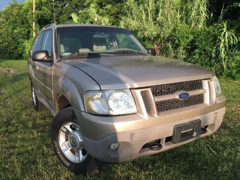 2002 Ford Explorer Sport for sale in Houston, TX