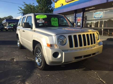 2009 Jeep Patriot for sale in Warwick RI