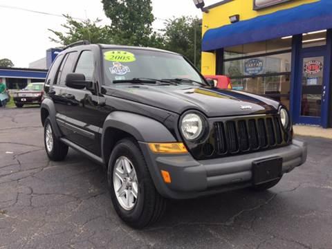 2005 Jeep Liberty for sale in Warwick RI