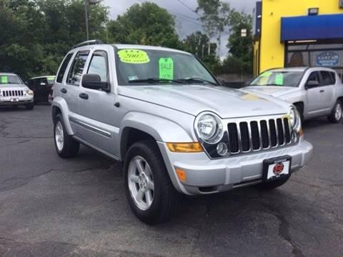 2007 Jeep Liberty for sale in Warwick, RI