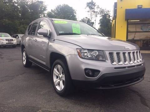 2016 Jeep Compass for sale in Warwick RI