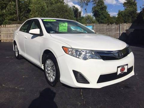 2012 Toyota Camry for sale in Warwick RI