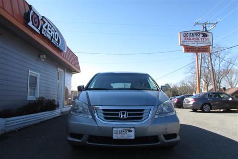 2010 Honda Odyssey for sale in Fredericksburg, VA