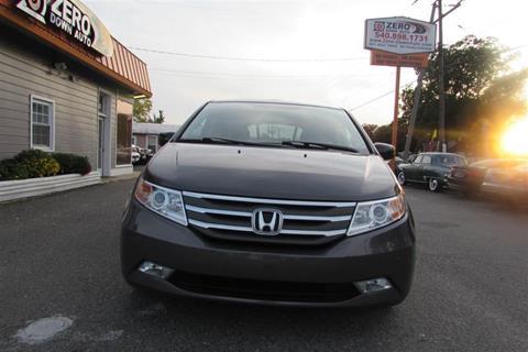 2013 Honda Odyssey for sale in Fredericksburg, VA