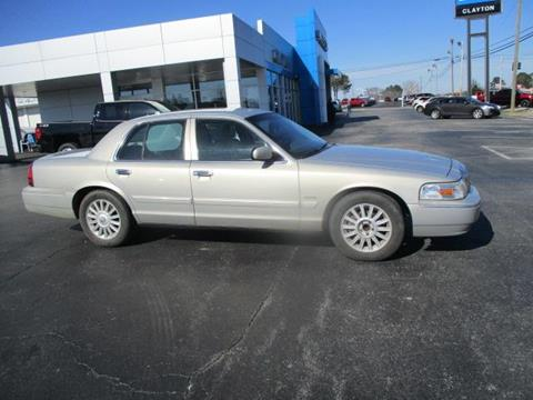 2010 Mercury Grand Marquis for sale in Arab, AL