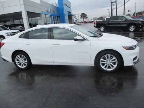 2018 Chevrolet Malibu for sale in Arab, AL