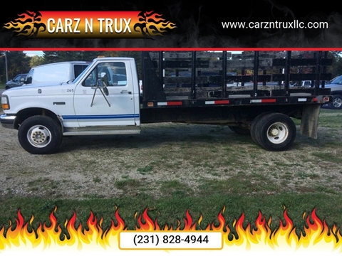 1997 Ford F-450 for sale in Twin Lake, MI