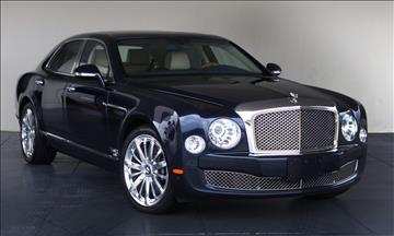 2016 Bentley Mulsanne for sale in Marietta, GA
