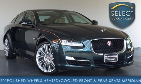 2016 Jaguar XJ for sale in Marietta, GA