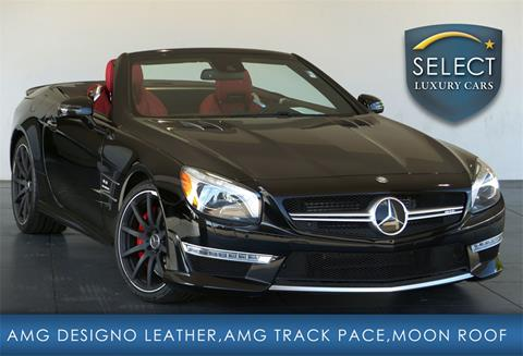 2015 Mercedes-Benz SL-Class for sale in Marietta, GA
