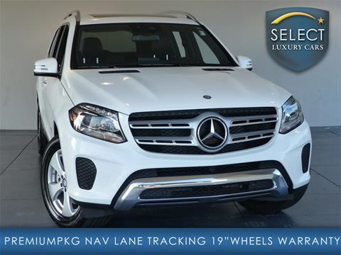 2017 Mercedes-Benz GLS for sale in Marietta, GA