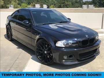 2002 BMW M3 for sale in Marietta, GA