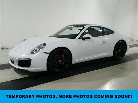 2017 Porsche 911 for sale in Marietta, GA