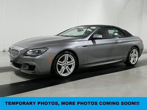 2015 BMW 6 Series for sale in Marietta, GA