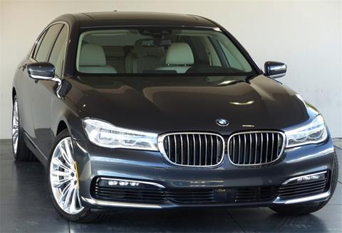 2016 BMW 7 Series for sale in Marietta, GA