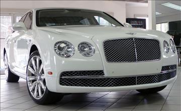 2016 Bentley Flying Spur W12 for sale in Marietta, GA