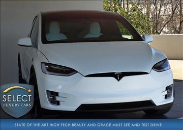 2016 Tesla Model X for sale in Marietta, GA