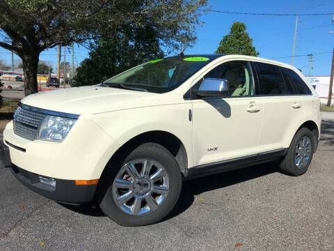 2008 Lincoln MKX for sale at Seaport Auto Sales in Wilmington NC