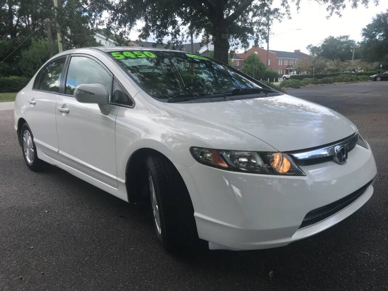 2007 Honda Civic Hybrid 4dr Sedan w/Navi - Wilmington NC