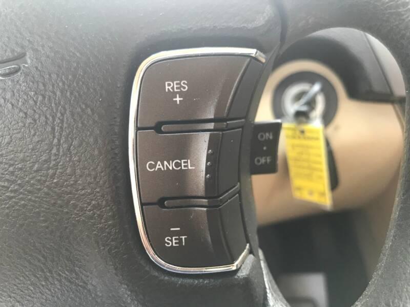 2009 Hyundai Sonata GLS 4dr Sedan 5A - Wilmington NC