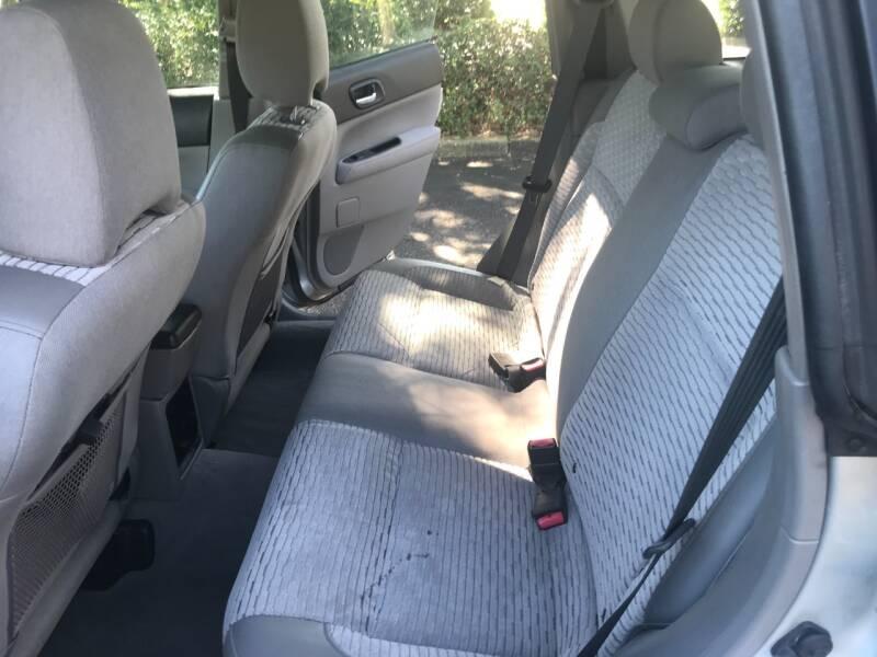 2003 Subaru Forester AWD XS 4dr Wagon - Wilmington NC