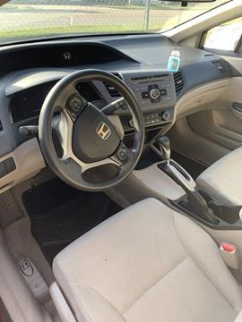 2012 Honda Civic for sale in Mobile, AL
